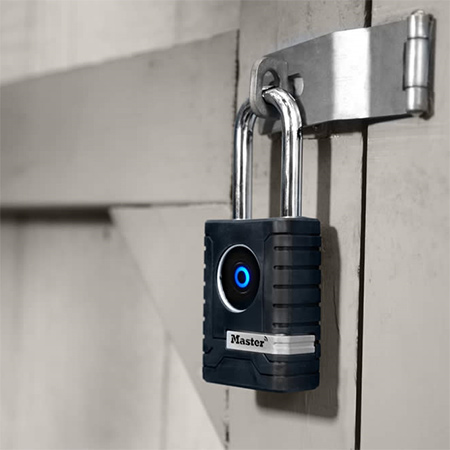 Bluetooth padlocks are the future