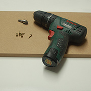 Countersink for professional finish