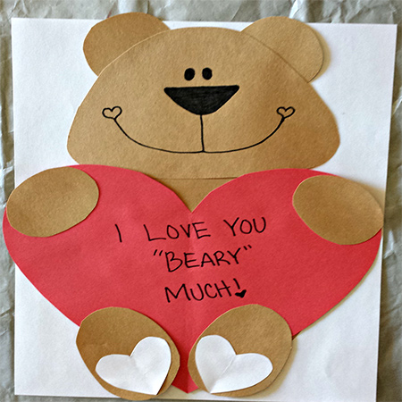 Fun Valentine Crafts For Moms And Kids
