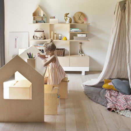 Furniture designed for children