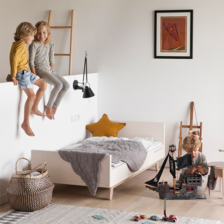 Kutikai manufacture a range of furniture and accessories for children