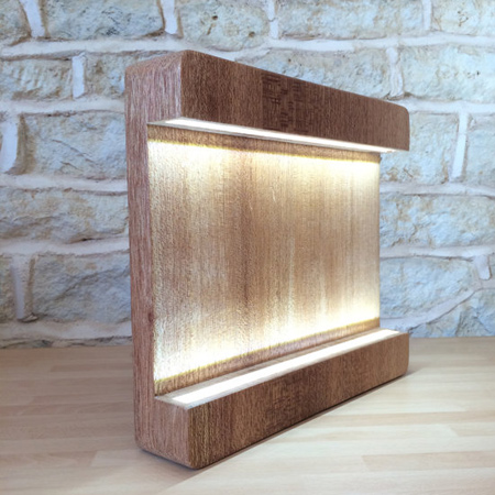 Home Dzine Craft Ideas Unique Ways To Craft Wood Lamps