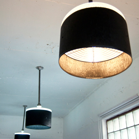 instructions diy industrial style pendant shade