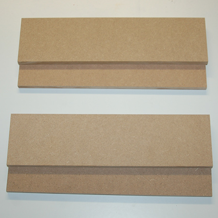 how to cut skirting board without a mitre saw