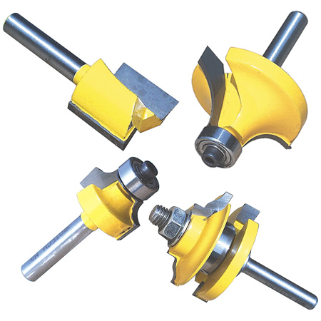 Pro-Tech router bits are more than just another carbide router bit. Every cutter is made to very high standards that compare with the high-end competition at an affordable price.