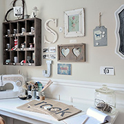 Craft room or home office that works for you
