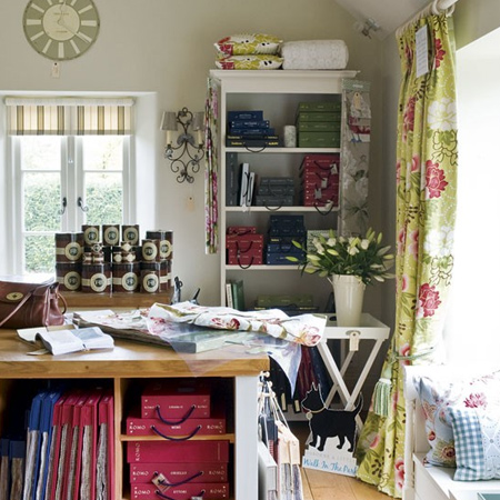 Home Dzine Home Office Craft Room Or Home Office That