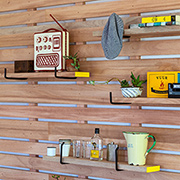 Wood wall for every man-cave!