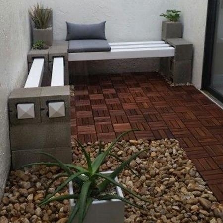 Home Dzine Garden Ideas Practical Uses For Breeze Blocks