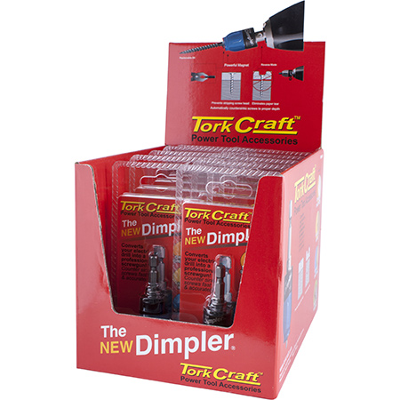 The Tork Craft Dimpler is available at all leading outlets countrywide, or contact www.VermontSales.co.za to locate your nearest retail outlet.