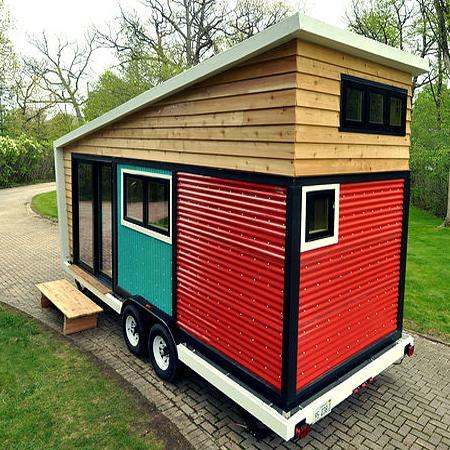home dzine home decor tiny home trend. Black Bedroom Furniture Sets. Home Design Ideas