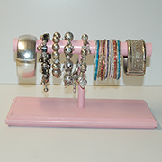 Bracelet and bangle hanger
