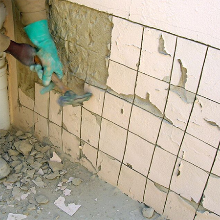 When left untreated, rising damp can cause serious problems to the structure of a home. Paint and plaster will fall off the wall, and brickwork eventually becomes saturated with moisture and can lead to structural damage. We asked Cemcrete, a leading supplier of cementitious and waterproofing products, to provide us with instructions for suitable products to treat rising damp.