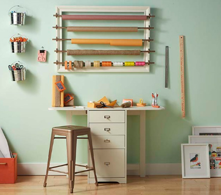 Don T Let Your Craft Room Become A Mess Of Unravelled Wring Paper And Ribbons Here S Quick Affordable Solution To All Gift Woes