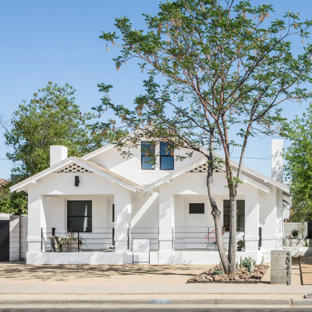 HOME DZINE Home Decor | 1920's home gets a modern outlook