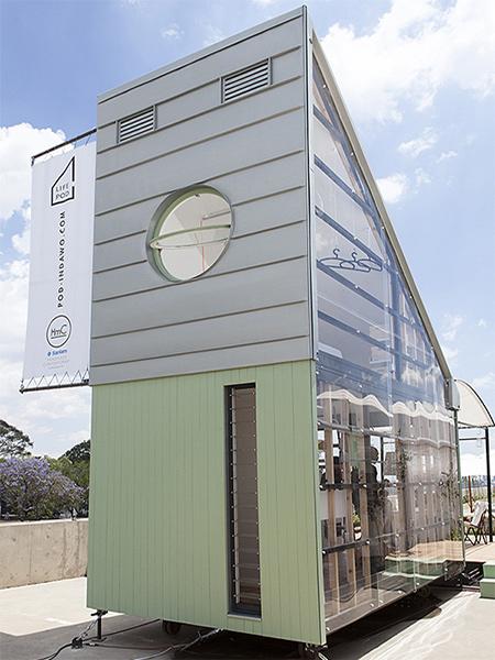 Home Dzine Home Decor Pod Idladla Is A Sustainable