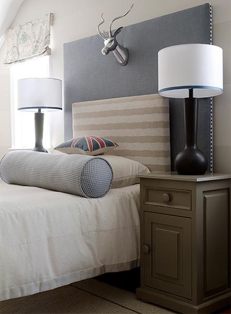 HOME DZINE Bedrooms | Playful boy's bedroom