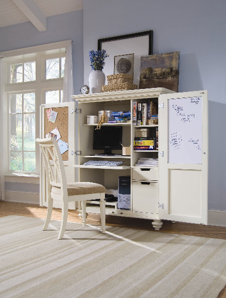 If your budget doesn't stretch to ready made furniture options, we offer plenty of furniture solutions in our DIY section or Home Office section. All you need are a few basic power tools and some DIY savvy to make your own custom furniture.