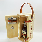 Father's Day gift idea - bottle holder