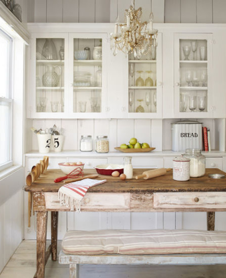 Kitchens that improve with age