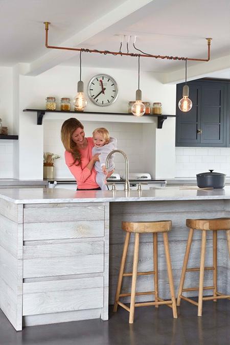 Home Dzine Kitchen Kitchen Reno With Scandinavian Style