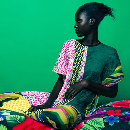 'Picture Africa' includes work by leading African photographers, top South African fashionistas, and innovative textile designers from all over Africa.