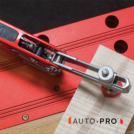 Armor Clamps revolutionary auto-adjust mechanism from vermont sales