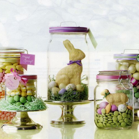 mason ball jar easter craft creative ideas