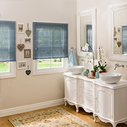 Blinds look good and offer a level of insulation to a home