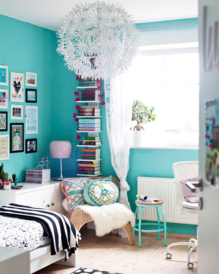 It Can Be Difficult To Decorate For A Teenager, But With Clever Planning  You Can Design A Room That Incorporates All The Elements A Teenager Needs  For A ...