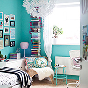 Bedroom ideas for modern teens