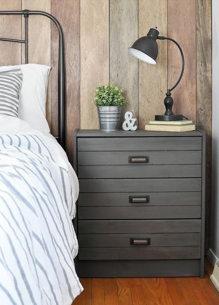 HOME DZINE Home DIY | Easy ways to transform a pine dresser