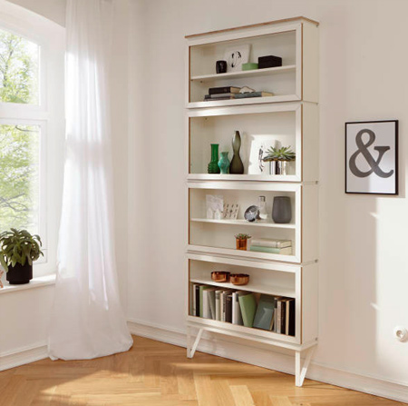 Furniture designed for small spaces