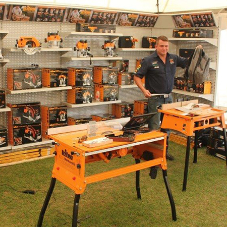 HOME-DZINE | Vermont Sales - Organised and sponsored by Vermont Sales, the Working with Wood Show in conjunction with Austro, presents over 50 top international brands such as Tork Craft, Bessey, Triton, Pro-Tech router bits, Kreg, Triton, Festool and more.