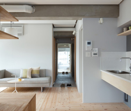 Smart apartment design
