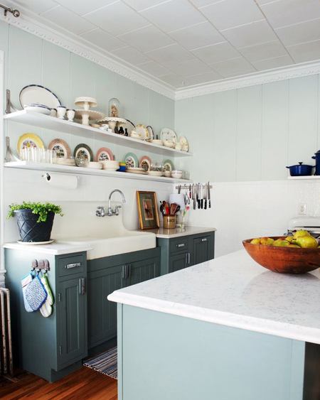 Home dzine kitchen cosy farmhouse kitchen ideas for Home dezine