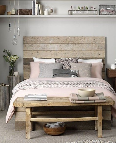 Home Dzine Bedrooms Blushing Bedrooms