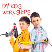 Workshops for DIY Kids