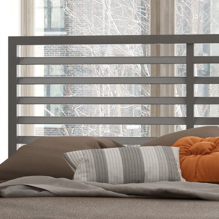 steel is a local commodity that is an affordable material for furniture that is tough an - Steel Frame Bed