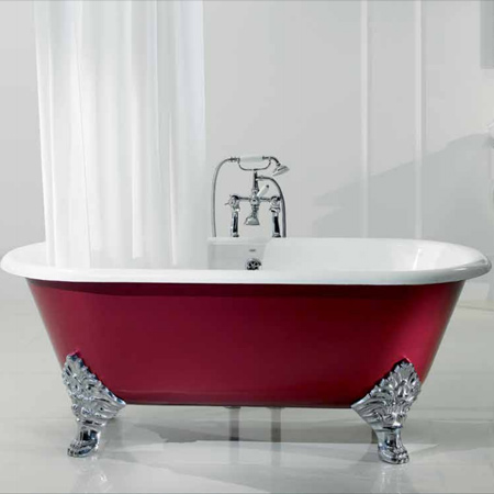 Few bathtubs can compete with the warmth and comfort of a cast iron enamelled bathtub. With the practical and durable design, cast iron bathtubs are available in a variety of elegantly finished designs that offer an enduring statement of strength and beauty.