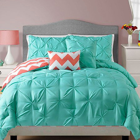 HOME DZINE | Summer colour... coral and teal