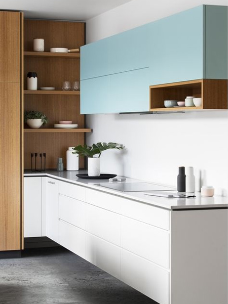Cupboard doors are available in a variety of colours, styles and sizes, making it easy to come up with a whole new look.