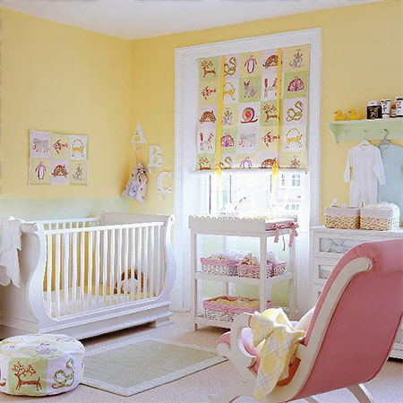Whether it's weeks or months until your new addition is due to make an appearance, you will want the nursery to be prepared for their arrival.