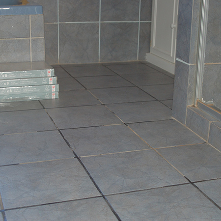Cover Up Ugly Tiles With Belgotex LVT Flooring