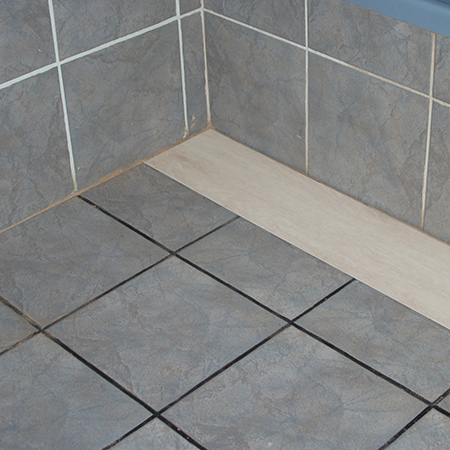 Home Dzine Bathrooms Cover Up Ugly Tiles With Belgotex