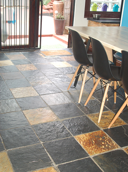 Home Dzine Home Improvement Strip And Seal Natural Stone Floors