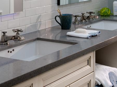 Home Dzine Kitchen Goodbye To Granite