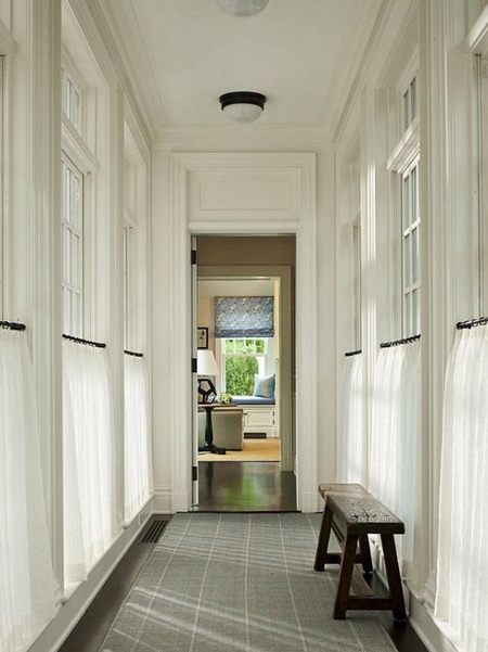 Home Dzine Home Decor Sheer Curtains Let In The Light