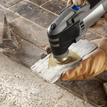 Bosch and Dremel Multifunction tools