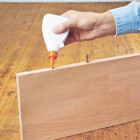 Home Dzine Craft Ideas Diy Wall Organiser